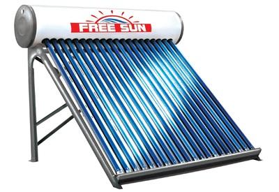 منتجات نظام سخان الطاقة الشمسية باستخدام تقنية لواقط