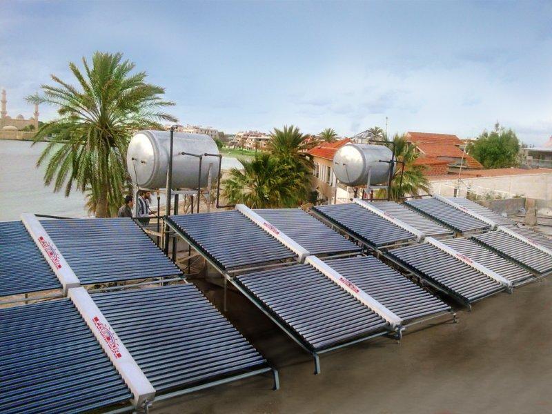 Projects Free Sun Solar Water Heater